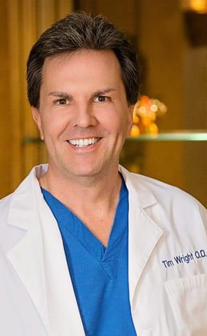 Dr. Tim Wright Optometrist Texas